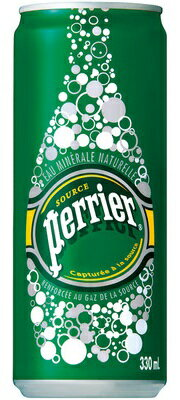 サントリー ペリエ(perrier) 330ml缶 1ケース24本×2ケース 02P03Dec16