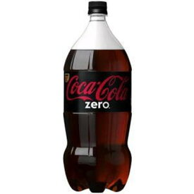 【送料無料】コカ・コーラ コカコーラゼロ シュガー 2L PET 1ケース 6本×2ケース