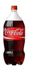 【送料無料】コカ・コーラ コカコーラ 2L PET 1ケース 6本×2ケース