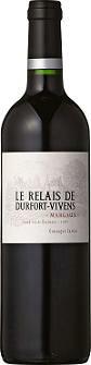 マルゴー ル ルレ ド デュルフォール ヴィヴァン セカンド ワイン 赤 2015年 750ml 1本 651542
