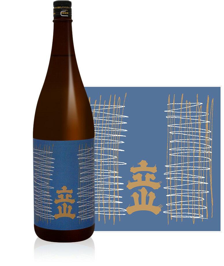 【立山酒造・富山地酒】立山 特別本醸造 1.8L瓶 02P03Dec16
