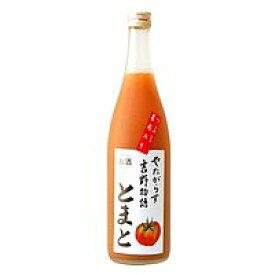 【北岡本店・奈良地酒・リキュール】(やたがらす) 吉野物語 とまと(トマト) 720ml瓶 1本 600325