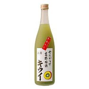 【北岡本店・奈良地酒・リキュール】北岡本店(やたがらす) 吉野物語 キウイ 720ml瓶 1本 601354