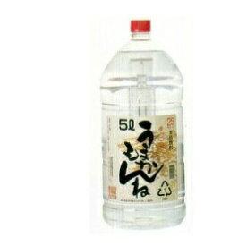 【送料無料】神楽酒造 うまかもんね 麦焼酎 25度 5L(5000ml) 1ケース4本