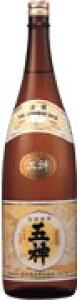 【五條酒造・奈良地酒】五神 佳撰 金ラベル 1.8L瓶 1本