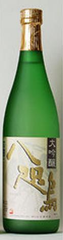 【北岡本店・奈良地酒】 やたがらす(八咫鳥) 大吟醸 720ml瓶 1本 02P03Dec16