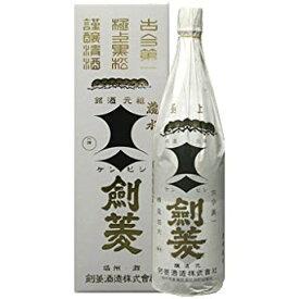 【剣菱酒造】剣菱 超特撰 1.8L瓶 1本 箱入り