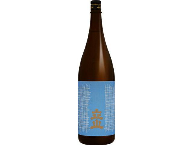 【立山酒造・富山地酒】立山 本醸造 1.8L瓶