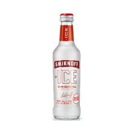 【送料無料】【あす楽対象商品!!】キリンビール スミノフアイス 275ml瓶 1ケース24本