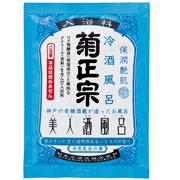 【 菊正宗 入浴剤 】日本酒の入浴剤♪美人酒風呂♪冷酒風呂1箱(60ml×10袋入)