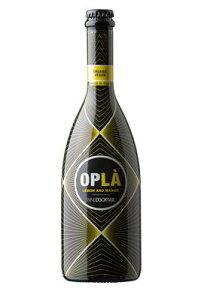 【オーガニック&ヴィーガン】OPLA(オプラ) ワインカクテル レモン&マンゴー 白 750ml瓶 1本 178317