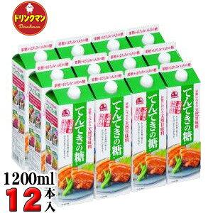 やまと蜂蜜てんてきの糖1200g(紙パック)×12本 【梱包A】