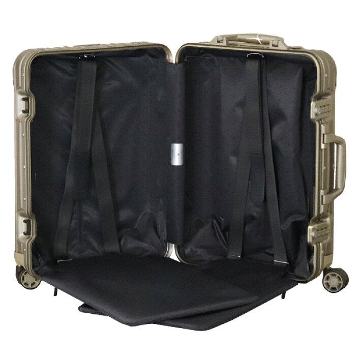 リモワRIMOWAオリジナルキャビンS31LチタニウムORIGINALCabinSスーツケース925.52.03.4【送料無料】※北海道・沖縄・離島を除く
