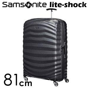 『期間限定ポイント5倍』サムソナイト ライトショック スピナー 81cm ブラック Samsonite Lite-Shock Spinner 98V-09-004 124L【送料無料】