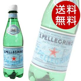 サンペレグリノ (500ml×48本入)[ 炭酸水 s.pellegrino ]【送料無料】