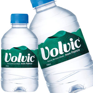 キリン ボルヴィック[volvic/ボルビック] [水・ミネラルウォーター]天然水 330ml×24本<※72本まで1配送可>【4〜5営業日以内に出荷】[税別]