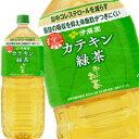 【定期購入】伊藤園 2つの働き カテキン緑茶 2LPET×12本[6本×2箱][特保 トクホ お茶][賞味期限:3ヶ月以上]1セッ…