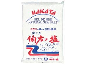 伯方の塩(粗塩) 1kg 【チューボー用品館】【※キャンセル・変更不可】【チューボー用品館】と記載のある商品のみ同梱可能です。[税別]【代引不可】