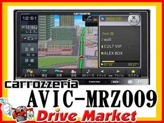 karottsueria AVIC-MRZ009 7型轻松导航器2DIN全部的塞古内置存储器汽车导航器先锋