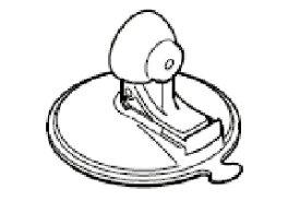 【ドドーン!!と全品ポイント増量中】OP-CU50 吸着盤ベース本体 ユピテル【取寄商品】【DM】
