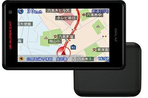 【期間限定☆全品ポイント2倍!!】A710 2ピースセパレートタイプ GPS&レーダー探知機 OBDII接続対応 Super Cat (スーパーキャット) Yupiteru(ユピテル)【02P03Dec16】