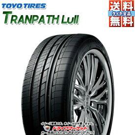 TOYO TRANPATH LuII 225/55R18 98V 新品 サマータイヤ トーヨー トランパス Lu2【取寄商品】