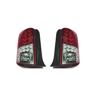 도요타카 롤러 루미 온용 테일 램프 썬더 LED 테일 깜빡이 LED 레드 MBRO-T02025 TOYOTA COROLLA RUMION