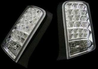 供丰田卡罗拉Lumi开使用的尾灯雷LED尾方向指示灯LED铬MBRO-T02024丰田COROLLA RUMION