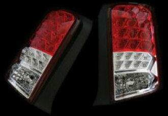 供丰田卡罗拉Lumi开使用的尾灯雷LED尾方向指示灯LED红MBRO-T02025丰田COROLLA RUMION