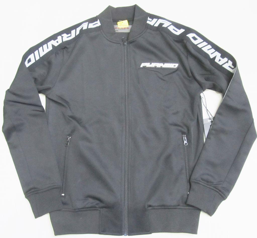 BLACK PYRAMID TAPINGトラックジャケット(Y6161642)/ブラックピラミッド/クリスブラウン/AX59★US購入B系HIPHOPカジュアルストリートセレブ【送料無料】