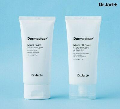 【公式】Dr.Jart+ ダーマクリア マイクロ フォーム (120mL) 【Dr.Jart+】【ドクタージャルト】【drjart】【正規品】韓国コスメ スキンケア クレンジング 洗顔料