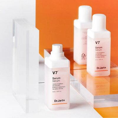 【公式】Dr.Jart+ V7 セラム (50ml)【Dr.Jart+】【ドクタージャルト】【drjart】【正規品】韓国コスメ ブイセブン スキンケア 化粧品 美容液 トーンアップ エッセンス