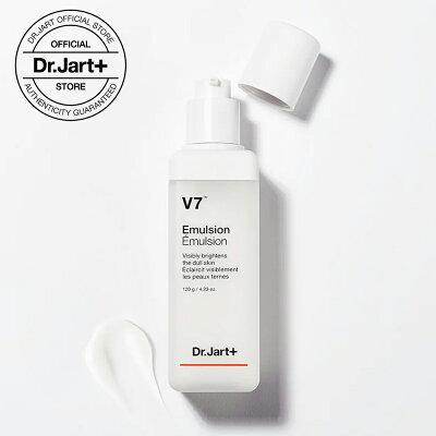 【公式】Dr.Jart+ V7 エマルジョン (120g)【Dr.Jart+】【ドクタージャルト】【drjart】【正規品】韓国コスメ ブイセブン スキンケア トーンアップ 乳液 クリーム ビタミン