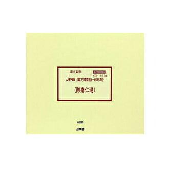 """30包JPS中藥-66酸棗仁熱水""""sansonintou""""(10天份)"""