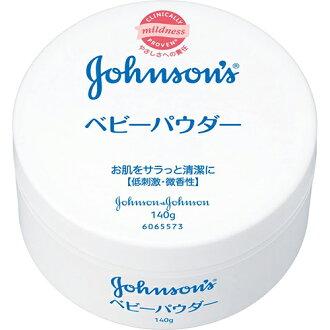 Johnson 婴儿爽身粉 140 克