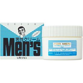 【在庫セール】男性クリーム ホワイト 60g【ウテナ】【4901234121133】