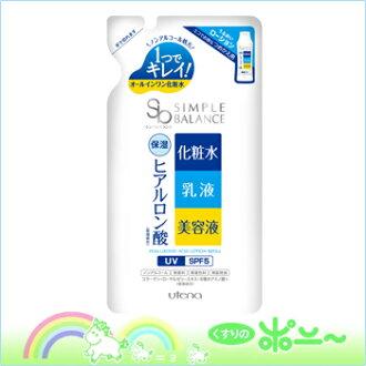 Simple balance moist lotion UV refill 200 ml