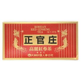 正官庄 高麗紅蔘茶 3g×30包【大木製薬】【4987030701823】