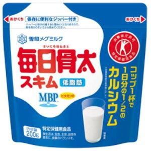 雪印メグミルク 毎日骨太 スキム 200g【雪印メグミルク】【メール便2個まで】