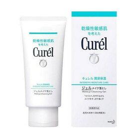 《花王》 Curel (キュレル) ジェルメイク落とし 130g 【医薬部外品】 返品キャンセル不可