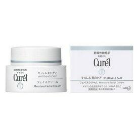《花王》 Curel (キュレル) 美白クリーム 40g 【医薬部外品】 返品キャンセル不可