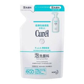 《花王》 Curel (キュレル) 泡洗顔料 つめかえ用 130ml 【医薬部外品】 返品キャンセル不可