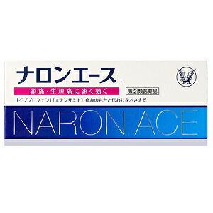 【指定第2類医薬品】《大正製薬》ナロンエースT (24錠)