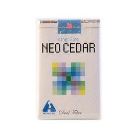 【指定第2類医薬品】ネオシーダー 20本×10箱 《アンターク本舗》