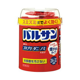 【第2類医薬品】《レック》 バルサン 24〜32畳用(80g) (くん煙剤)