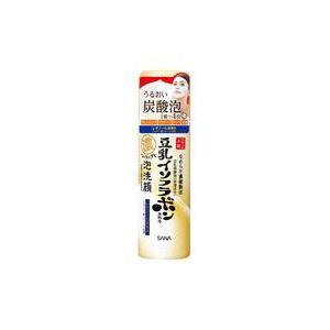 《SANA》サナ なめらか本舗 パーフェクト泡洗顔 110g 【常盤薬品】