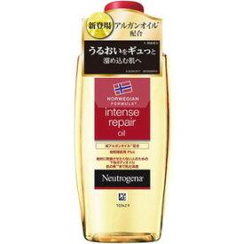 《ジョンソン&ジョンソン》 ニュートロジーナ インテンスリペア ボディオイル 超乾燥肌用 微香性 200mL