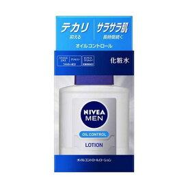 《花王》 ニベアメン クールキックオイルコントロールローション 爽やかなクールシトラスの香り 100ml (化粧水)