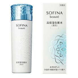 《花王》ソフィーナボーテ 高保湿化粧水(美白) しっとり(140ml) 返品キャンセル不可