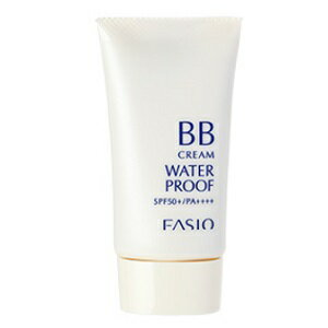 《コーセー》ファシオ(FASIO) BB クリーム ウォータープルーフ(01:明るい肌色)